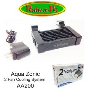 Aqua zonic fan cooling AA200