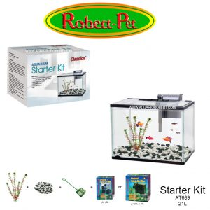 Aquarium Starter Kit 21L