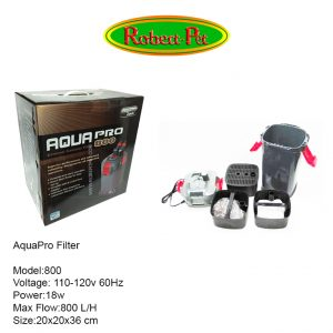 Canister Filter 800 sin UV