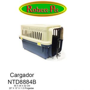 PET CARRIER 84B 50X34X32 CM