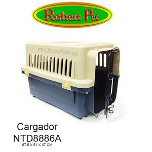 PET CARRIER NTD8886A 67.5X51X47 CM