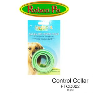 Collar AntiPulgas FTCD002 Green