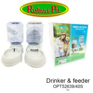 Drinker and feeder OPT52639