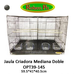 Jaula Criadora OPT39145 Doble