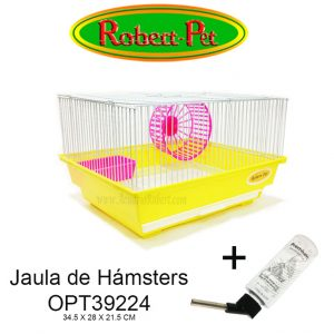 Jaula de Hámsters OPT39224