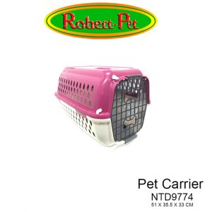 Pet Carrier NTD9774 Pink