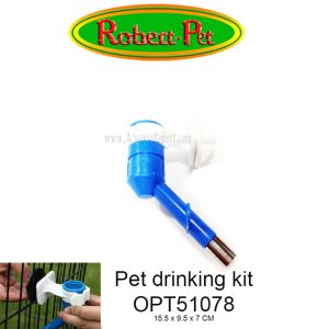 Pet drinking kit