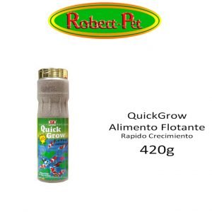 Alimento Quick Grow 420g