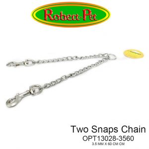Two Snaps Chain OPT13028-3560