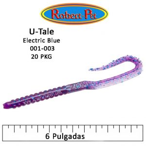 U-Tale, Electric Blue 001-003